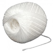 Rafia color blanco Calibre 2.2 g/m
