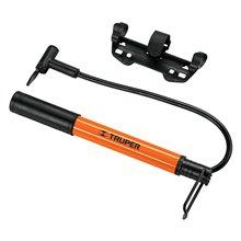 Mini bomba manual para bicicleta 60 PSI