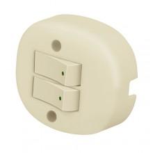 Interruptor de sobreponer Dúplex