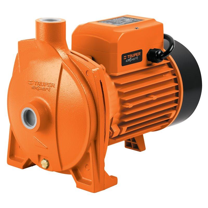 Bomba eléctrica para agua Centrífuga 1½ HP Bobinas cobre