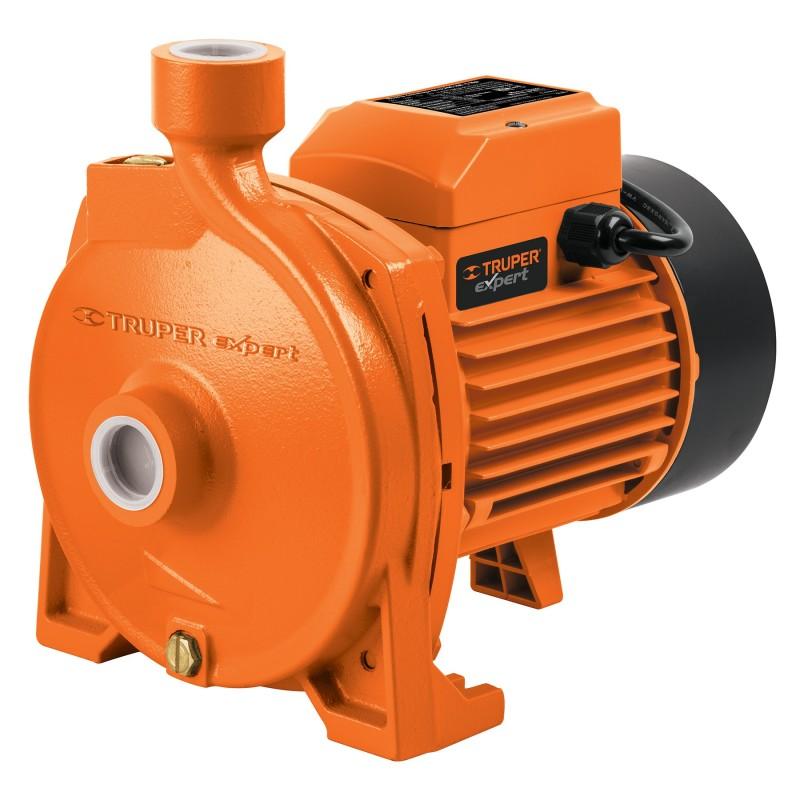 Bomba eléctrica para agua Centrífuga 1 HP Bobinas cobre
