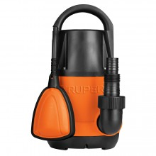 Bomba Eléctrica para Agua Limpia Plástica Sumergible ¾ HP