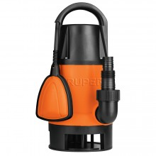 Bomba Eléctrica para Agua Sucia Plástica Sumergible 1½ HP