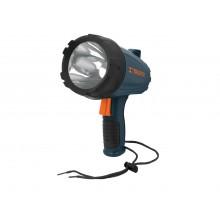 Lámpara recargable de led alta potencia, 650 lm, 5 W, 160 mm Truper