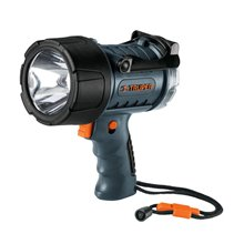 Lámpara recargable de led alta potencia, 300 lm, Truper