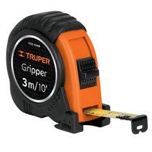 Flexómetros Gripper Contra Impacto Graduación Métrica