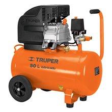 Compresor de aire horizontal, lubricado de 50 litros