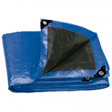 Lonas Reforzadas Azules 180g/m2