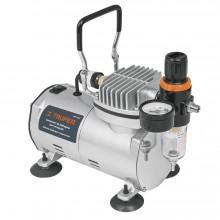 Compresor d/Diafragma p/Aerógrafo 110 V 60 Hz