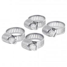 Mini-abrazaderas de acero inoxidables