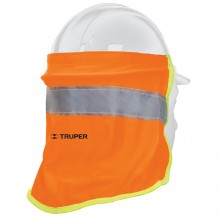 Cubrenuca p/Casco Color Naranja