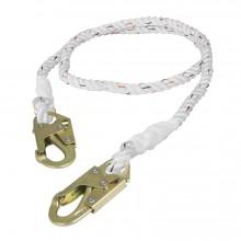 Cable d/Proteccion c/2 Ganchos 2 M 3600 lb