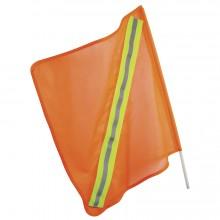Banderola Vial Naranja c/Reflejante
