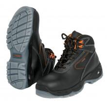 Zapatos industriales dielectricos, MODELO 400 Negro