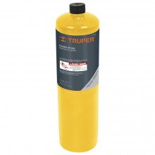 Cilindro d/Gas Propileno de 400 g Amarillo