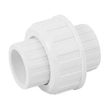 Tubería y conexiones de PVC hidráulico, Tuercas unión lisas