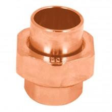 Tubos y conexiones de cobre, Tuercas unión, cobre a cobre