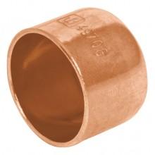 Tubos y conexiones de cobre, Tapones capa