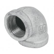 Conexiones de acero galvanizado, Codos 90°