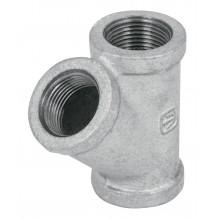 Conexiones de acero galvanizado, Yess sencillas