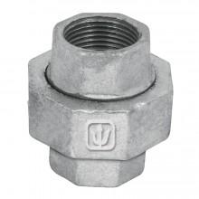 Conexiones de acero galvanizado, Tuercas unión