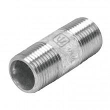 """Conexiones de acero galvanizado, Niples, 1/2"""""""