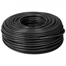 Cables THHW-LS negros, Rollo 100 m