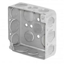 Caja 4 X 4 Cuadrada Reforzada