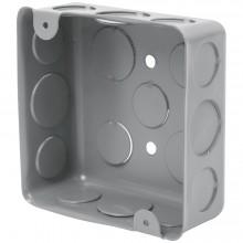 Caja 4 X 4 Económica Cuadrada