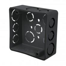 Caja Plástica 4 X 4 Cuadrada Volteck