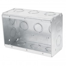 Caja 4 X 6 Triple Reforzada Volteck