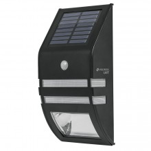 Lampara Solar 2 Leds c/Sensor de Mov.