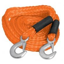 Cuerda con Gancho para remolque 4.5 mts