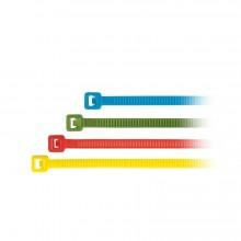 Cinchos Plásticos de Colores, Tensión 40 lb