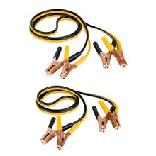 Cables pasa corriente 2.5 mts calibre 10