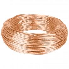 Cable Cobre Desnudo Calibre 10 AWG 100 M