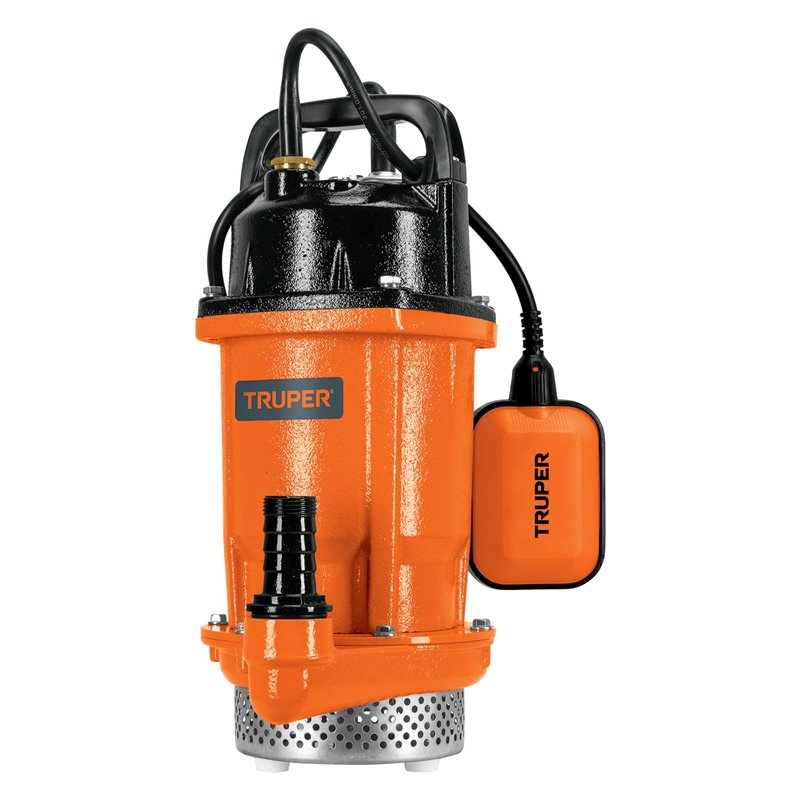 Bomba Sumergible Hierro Agua Limpia 3/4 HP