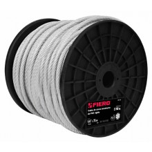 Cable de acero 7x19 hilos